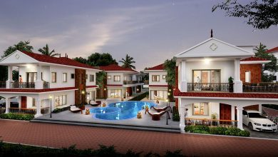 celebrity houses in Goa