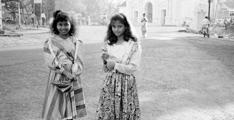 Flashback Goa in the 80's