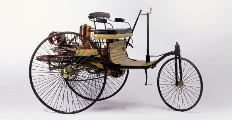 world's first automobile