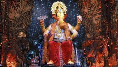 Chaturthi celebrations