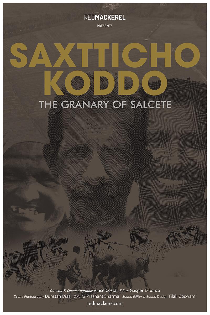 Vince Costa - 'Saxtticho Koddo - The Granary of Salcete'