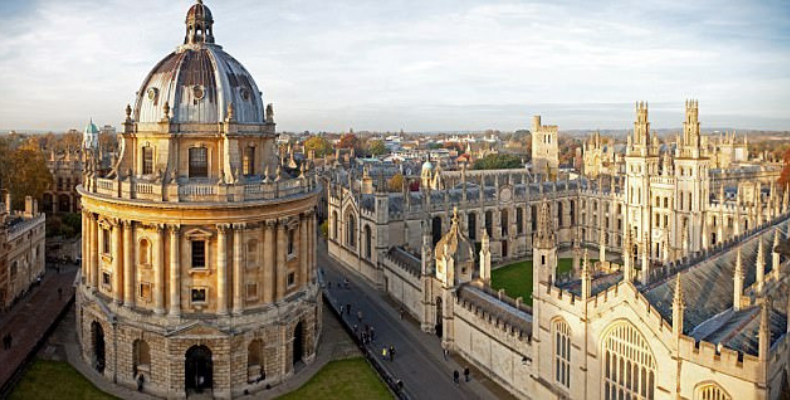 Study Abroad at Oxford University