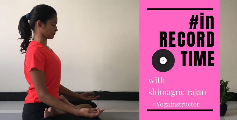 Shimagne Rajan of Deep Breathe Yoga