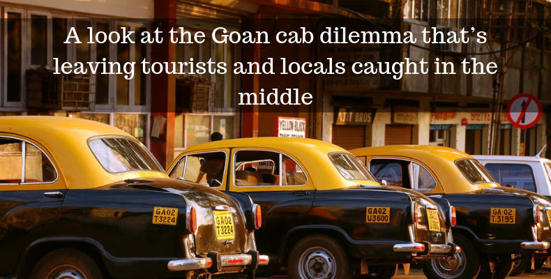 Goa Miles vs Local Taxi Service