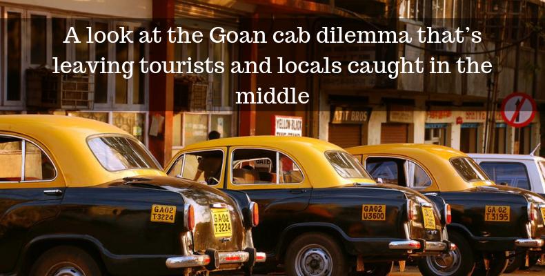 Goa Miles vs Local Taxi Service