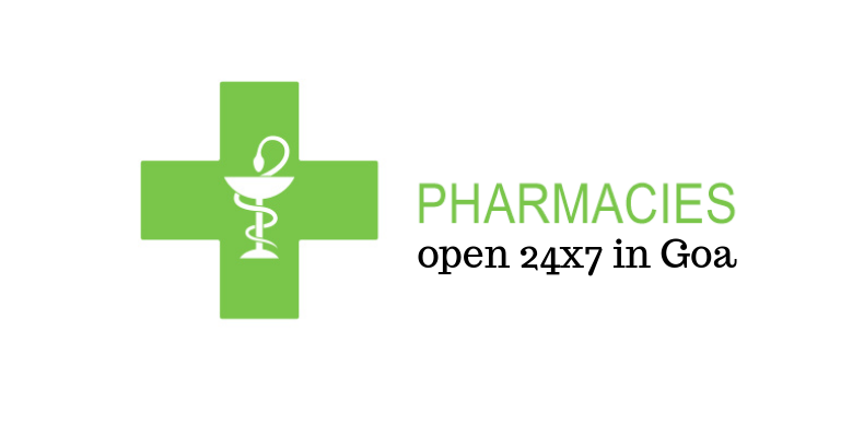 Pharmacies open 24 hours a day, seven days a week, 24x7